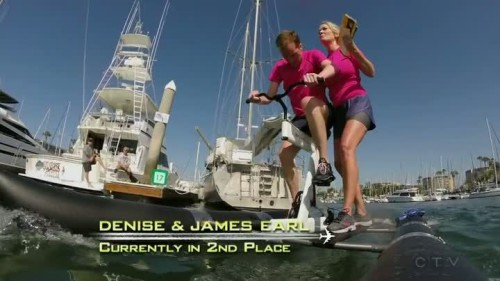 The Amazing Race - 27x01-02