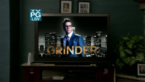 The Grinder - 1x01-02