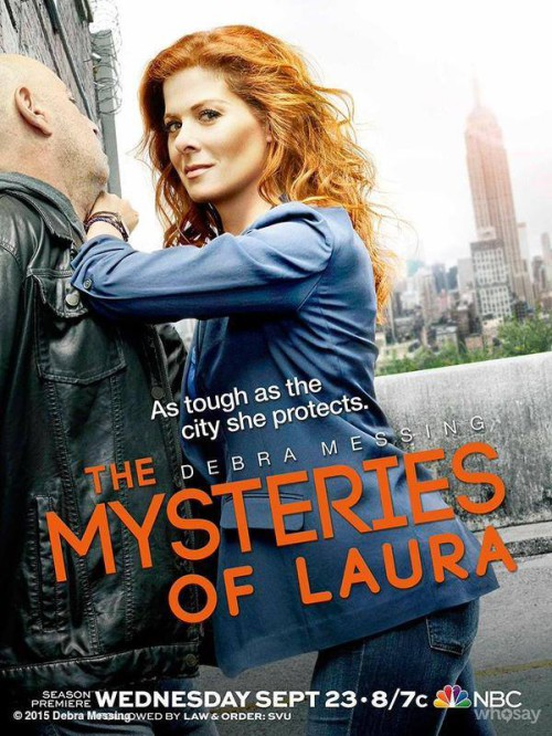 The Mysteries of Laura-poster