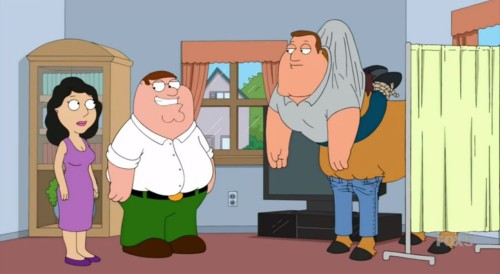 Family Guy - 14x01-kép 3