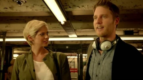 Limitless - 1x03-Jake McDorman and Annaleigh Tipton