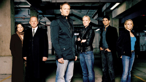 Rupert Penry-Jones as Adam Carter Peter Firth as Harry Pearce Hermione Norris as Ros Myers Raza Jaffrey as Zafar Younis Nicola Walker as Ruth Evershed Anna Chancellor as Juliet Shaw Miranda Raison as Jo Portman