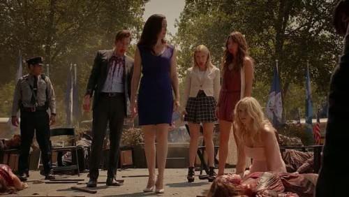 The Vampire Diaries - 7x01-04