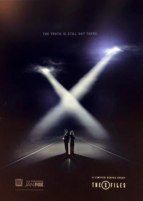 The X Files-poster