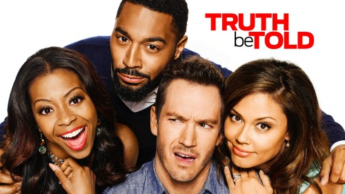 Truth Be Told-cast