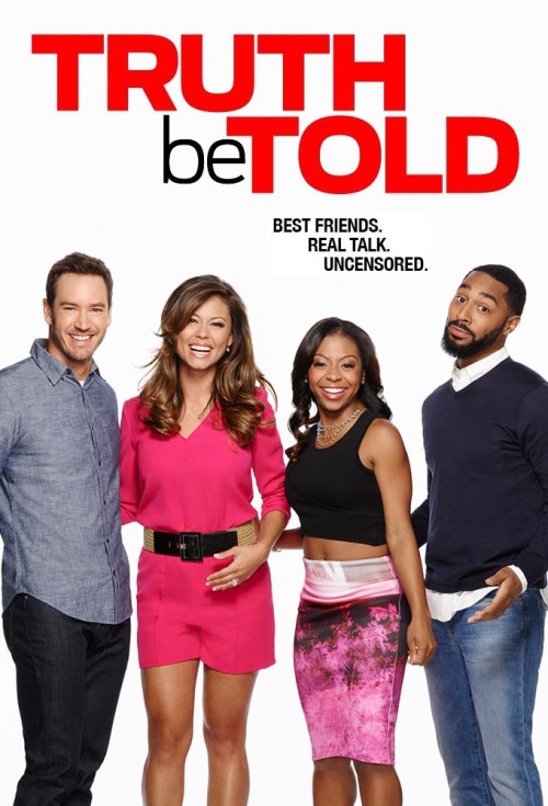 Truth Be Told-poster