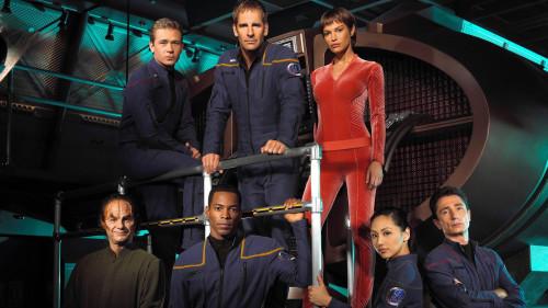 Star Trek Enterprise-1
