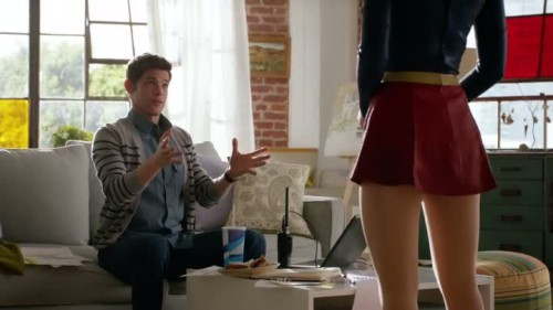 Supergirl - 1x01-05