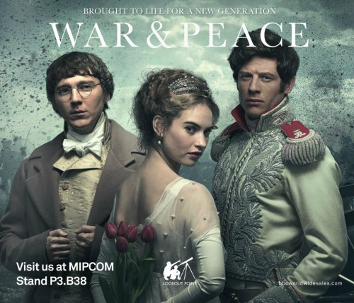 War and Peace-poster