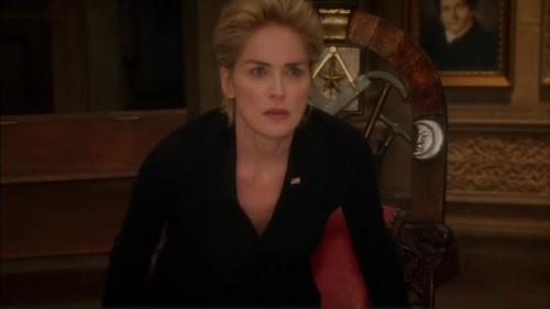 Sharon Stone az Agent X-ben