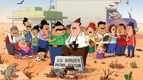 Bordertown-cast