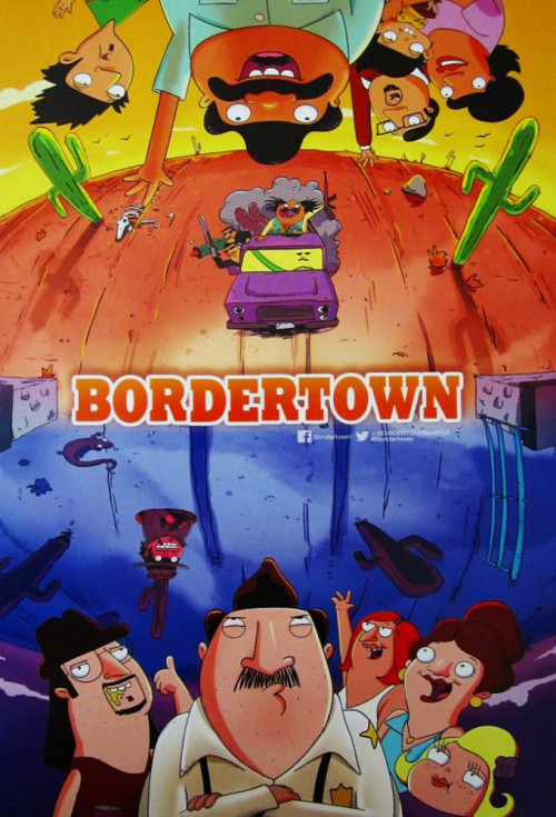 Bordertown-poster
