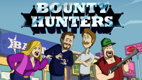 Bounty Hunters-cast
