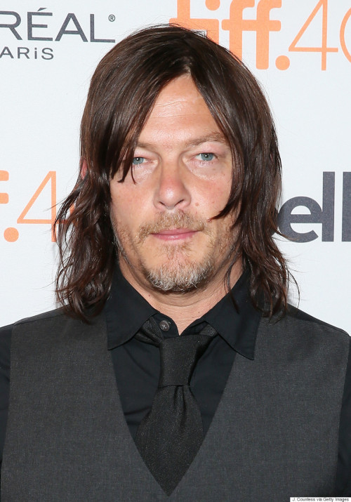 TORONTO, ON - SEPTEMBER 16:  Actor Norman Reedus aattends the 'Sky' photo call during the 2015 Toronto International Film Festival at The Elgin on September 16, 2015 in Toronto, Canada.  (Photo by J. Countess/WireImage)