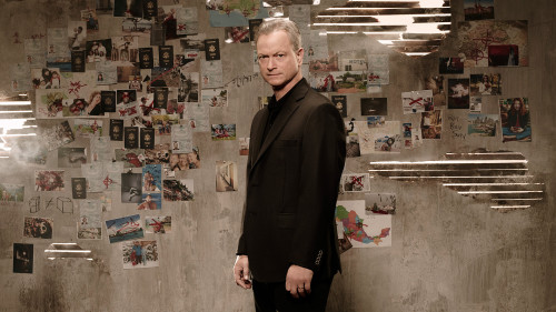 CRIMINIAL MINDS: BEYOND BORDERS – Season 1 – Pictured: Gary Sinise as Jack Garrett – Photo Credit: © 2015 Kharen Hill/ABC Studios. The series premieres Wednesday, March 16 (10:00-11:00 PM, ET/PT) on CBS.