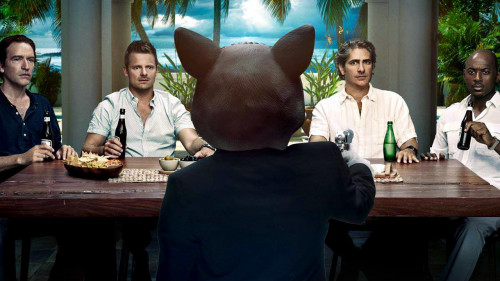 Mad Dogs-US