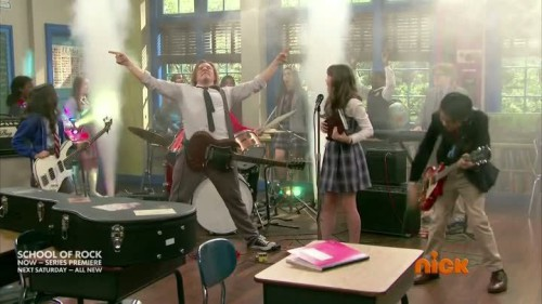 School of Rock - 1x01-03