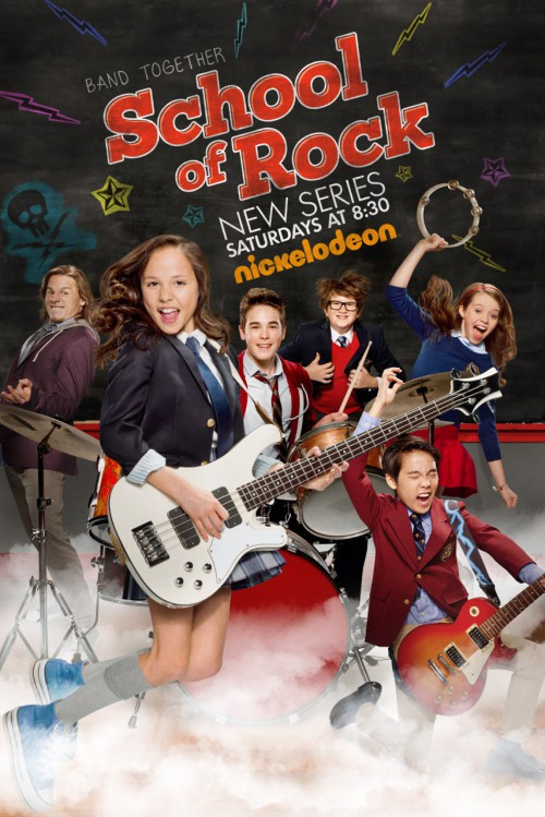 School of Rock-poster