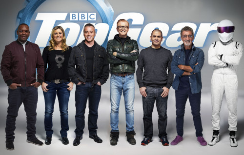 Top Gear-cast