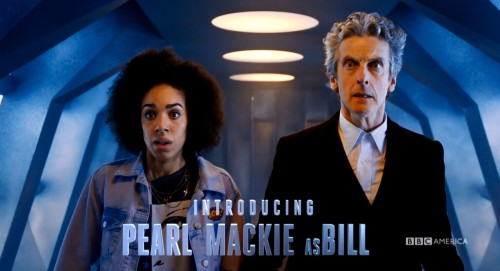 Pearl Mackie - Bill - Doctor Who