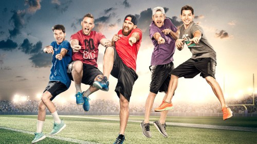 The Dude Perfect Show-cast