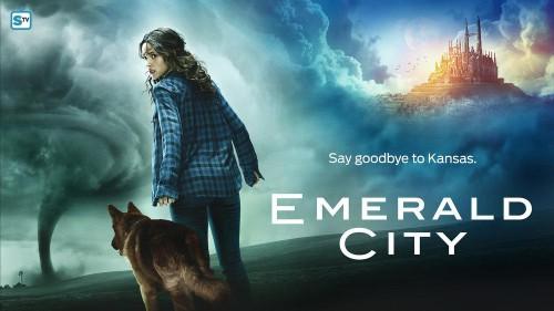 Emerald City-cast