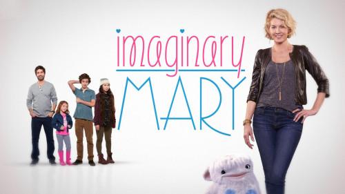 Imaginary Mary-cast