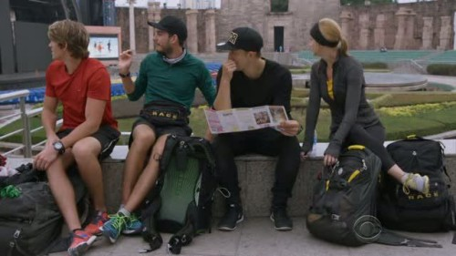 The Amazing Race - 28x11-16