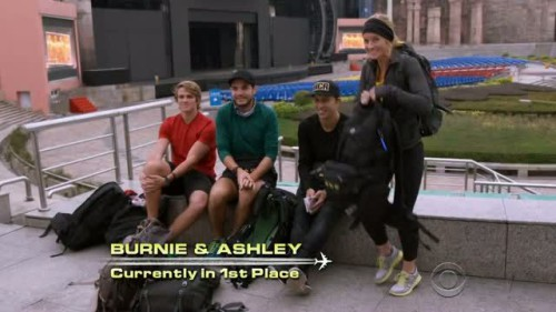 The Amazing Race - 28x11-18