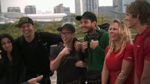 The Amazing Race - 28x12-01