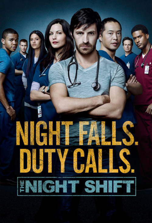 The Night Shift-poster