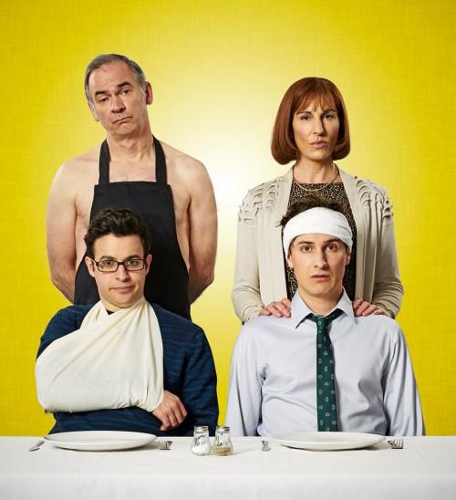 Friday Night Dinner-cast