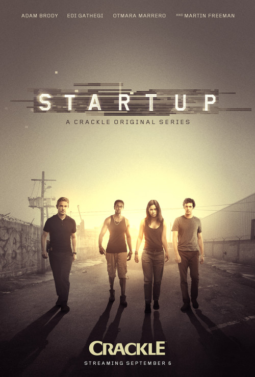 Startup-poster