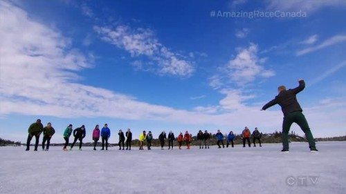 The Amazing Race Canada - 4x01-09