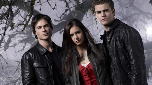 The Vampire Diaries-cast