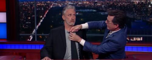 Jon Stewart Late Late Show