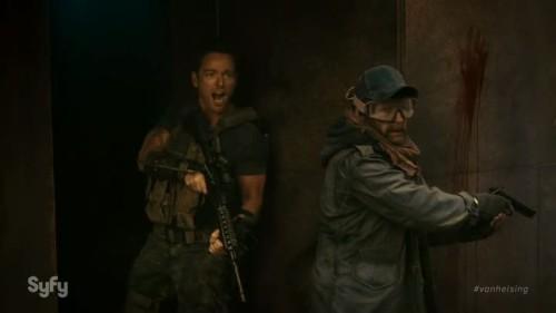 Van Helsing - 1x01-03