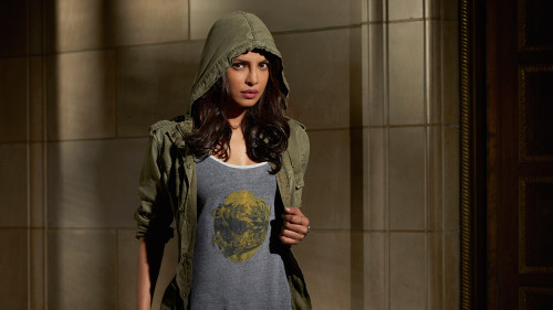 "QUANTICO – ABC's ""Quantico"" stars Priyanka Chopra as Alex Parrish. (ABC/Bob D'Amico)"