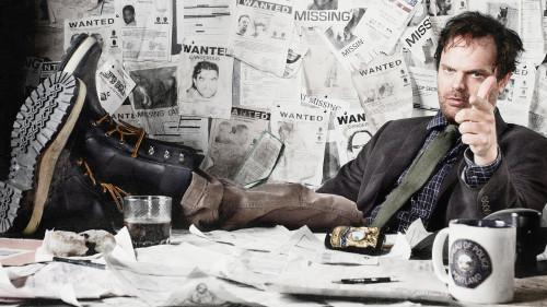 BACKSTROM – Season 1 – Pictured: Rainn Wilson as Detective Everett Backstrom – Photo Credit: © 2014 Frank Ockenfels/Fox Broadcasting Co. The series premieres Thursday, January 22, 2015 (9:00-10:00 PM ET/PT) on FOX.