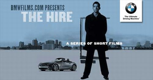 bmw-the-hire