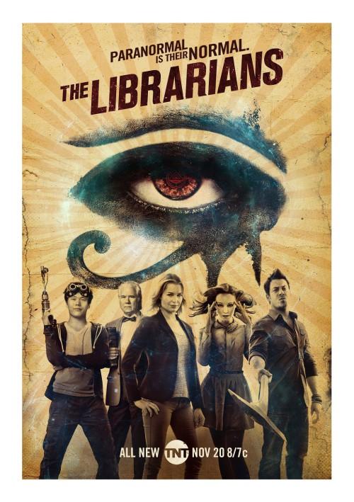 librarians_s3-poszter