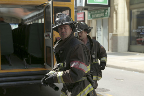 "Photo from the episode ""The Hose or The Animal"""