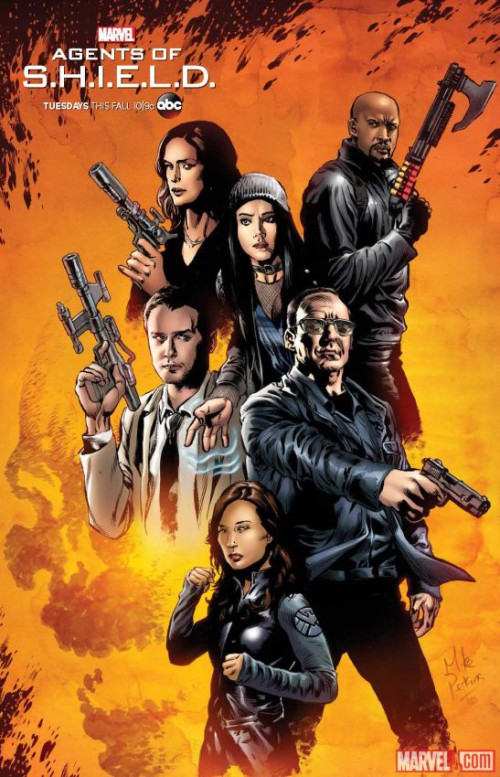 AgentsOfShield season 4 poster
