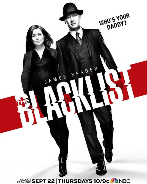 The Blacklist season 4 poster 2
