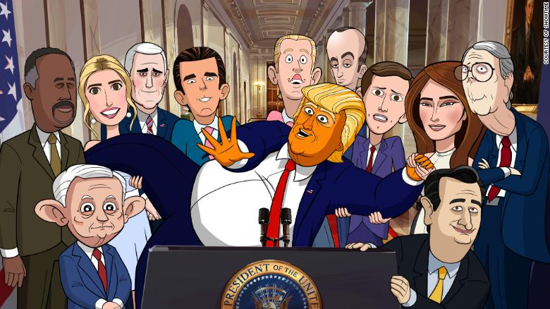 Our Cartoon President Season 1 Episode 12 Download WEBRip 480p 720p