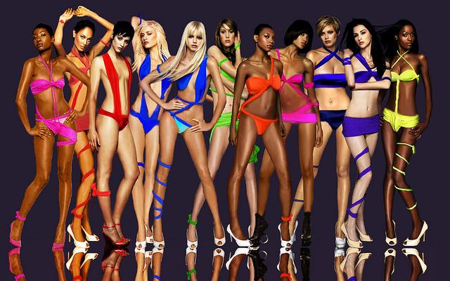 America's Next Top Model Gallery