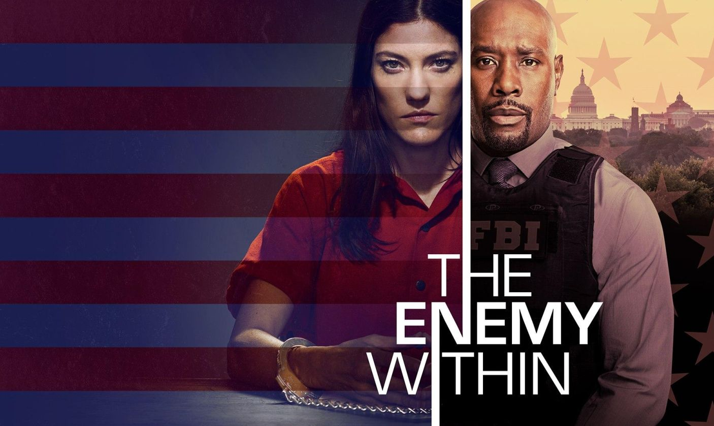 Image result for The Enemy Within NBC