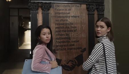 Lányok ment vad egyházi lány orgia