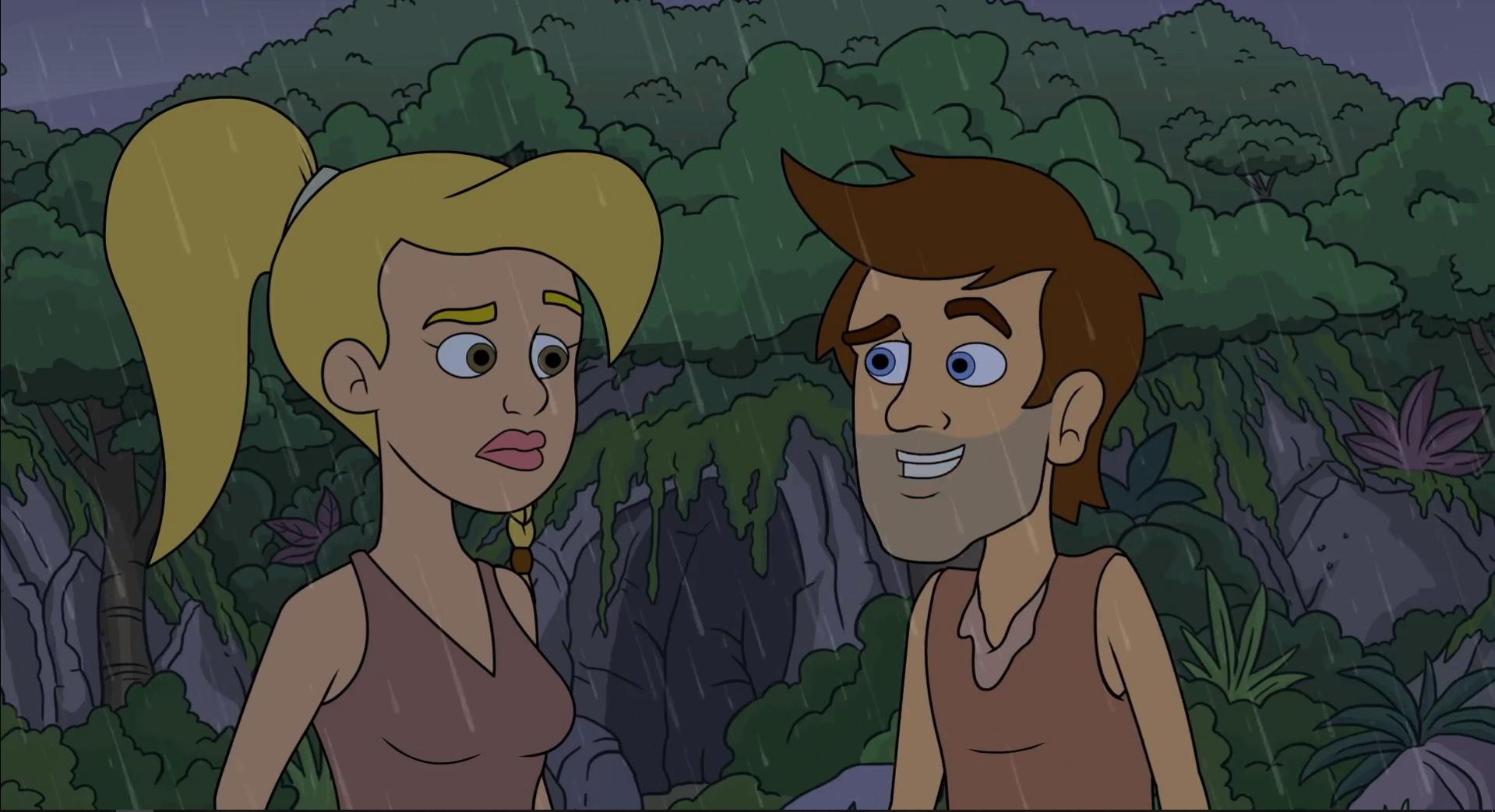 Legjobb randevú a sötét epizódokban